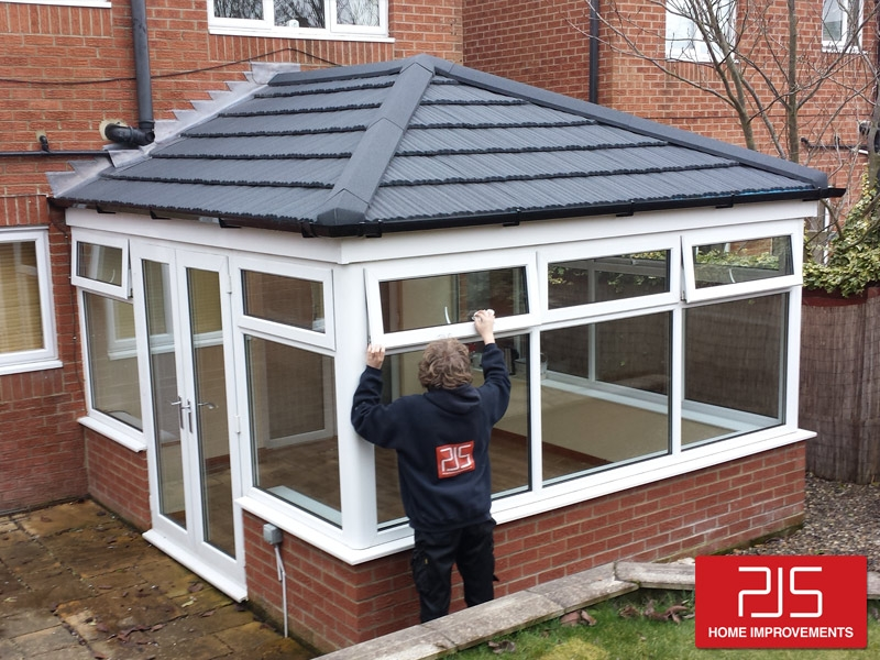 North east conservatory roof insulation conservatory for A to z home improvements