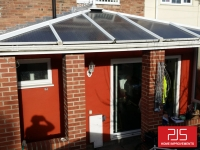 Mr Martin. Chester-Le-Street - New Thermolite roof BEFORE