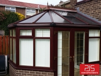 Mr & Mrs Hardy - Chester-Le-Street - New Thermolite roof BEFORE