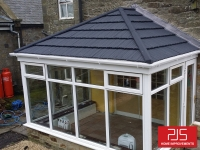 Thermolite conservatory roof conversion AFTER