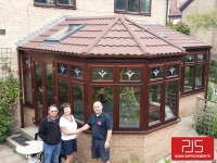 Whitley Bay - Thermolate roof conversion AFTER