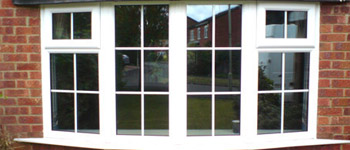 5 UPVC windows