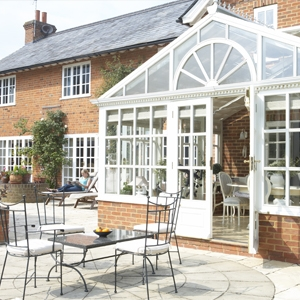 Beautiful Orangery or Sunroom