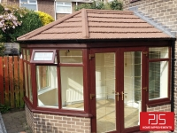Mr & Mrs Hardy - Chester-Le-Street - New Thermolite roof AFTER