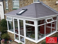 Mr & Mrs Spinks, Stanley - Tapco slate Thermolite roof AFTER