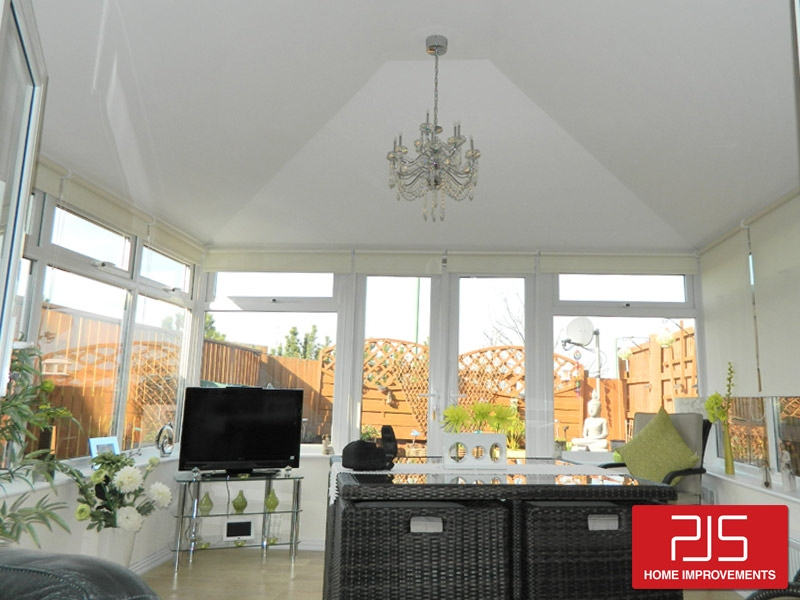 Conservatory Roof Insulation System Photogallery Pjs