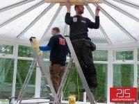 Mr & Mrs Saunders, Darras Hall Ponteland - Internal Insulation Conversion BEFORE